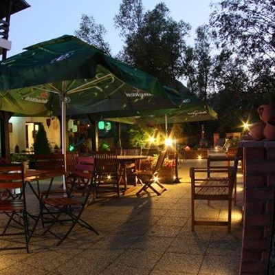 Restaurant Cris Garden foto 1