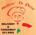 Logo Delivery Atelieru De Pizza Bucuresti