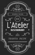 Logo Restaurant L'Atelier Focsani