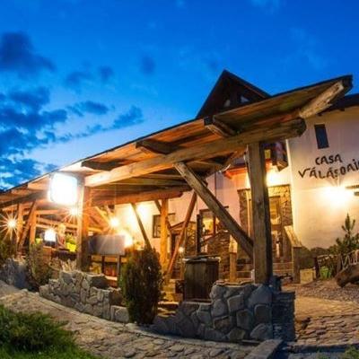 Restaurant Casa Valasoaia foto 1
