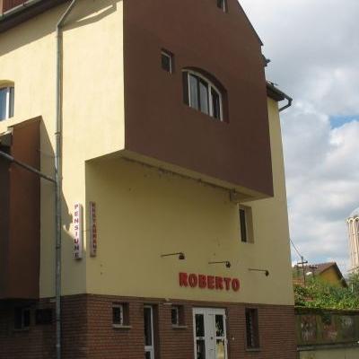 Restaurant Roberto, Arad,AR