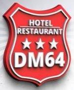 Logo Restaurant DM64 Babeni