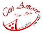 Logo Pizzerie Con Amore by Aloo Radu Livezeni