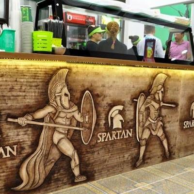 Fast-Food Spartan, Craiova,DJ