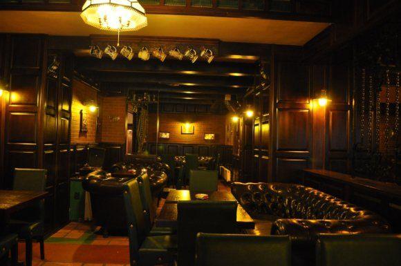 Detalii Restaurant Restaurant Green Saloon