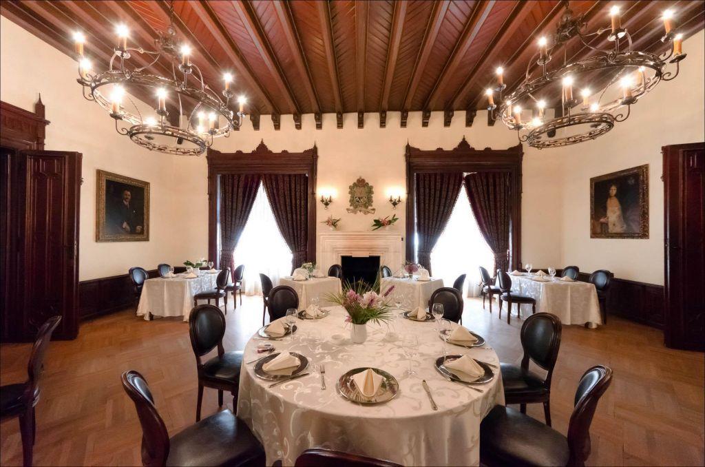Detalii Restaurant Restaurant Palatul Stirbey