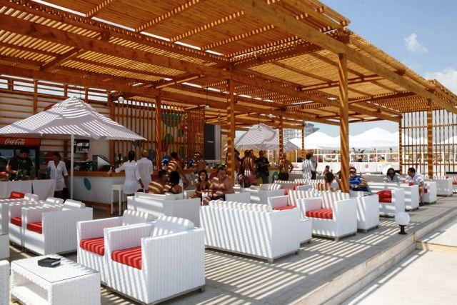 Detalii Restaurant Restaurant Crazy Beach