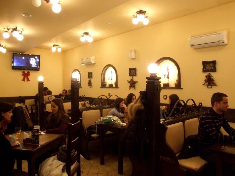 Detalii Restaurant Restaurant Caffino