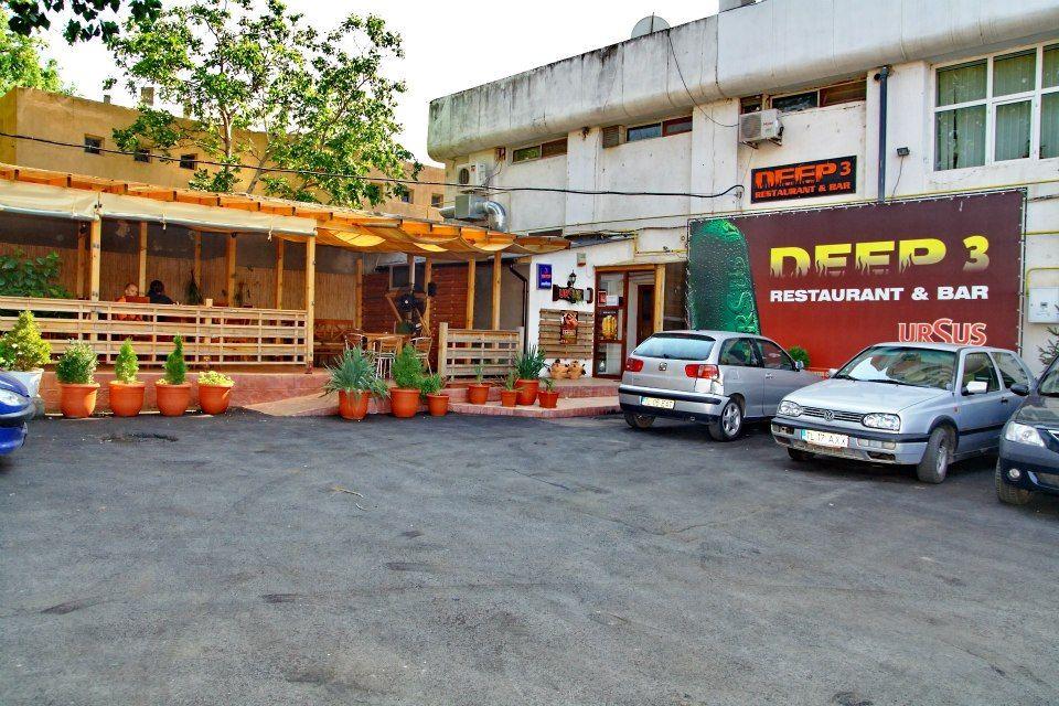 Detalii Restaurant Restaurant Deep 3