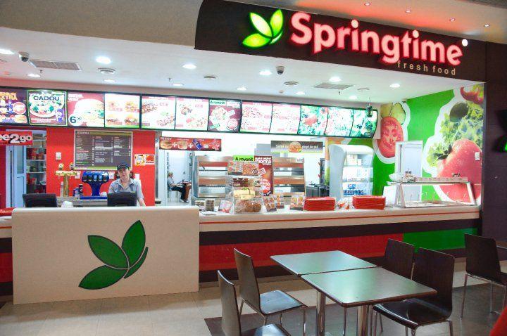 Detalii Fast-Food Fast-Food Springtime - Piata Victoriei