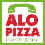 Logo Delivery Alo Pizza Galati