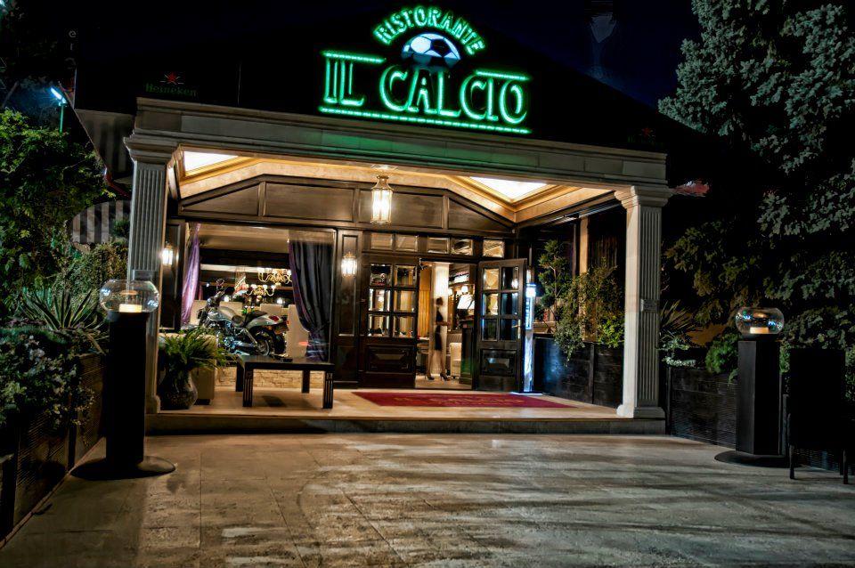 Detalii Restaurant Restaurant Trattoria Il Calcio Herastrau