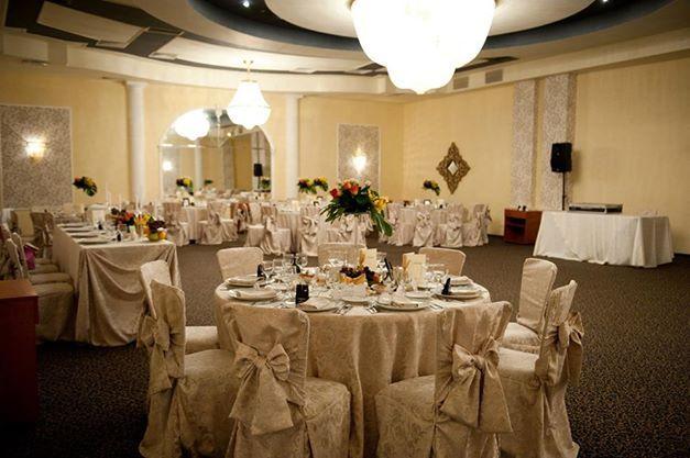 Detalii Sala de nunta Sala de nunta Imperial Ballroom
