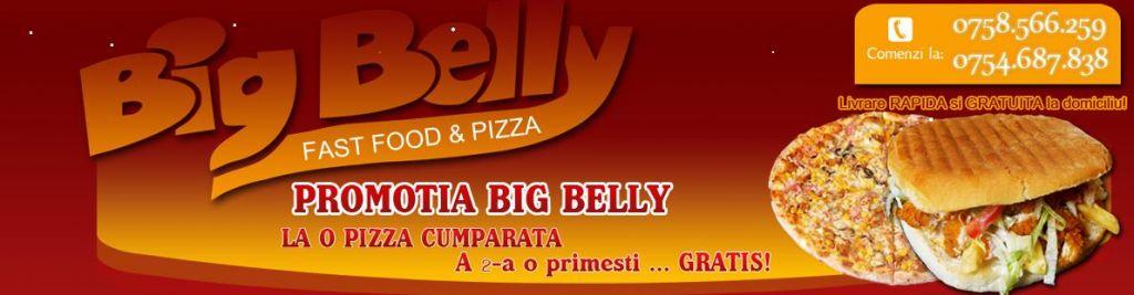 Big Belly Fast Food Arad Meniu