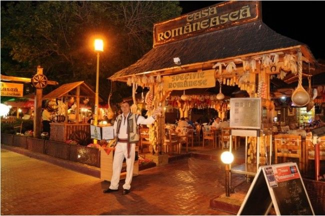 Detalii Restaurant Restaurant Casa Romaneasca