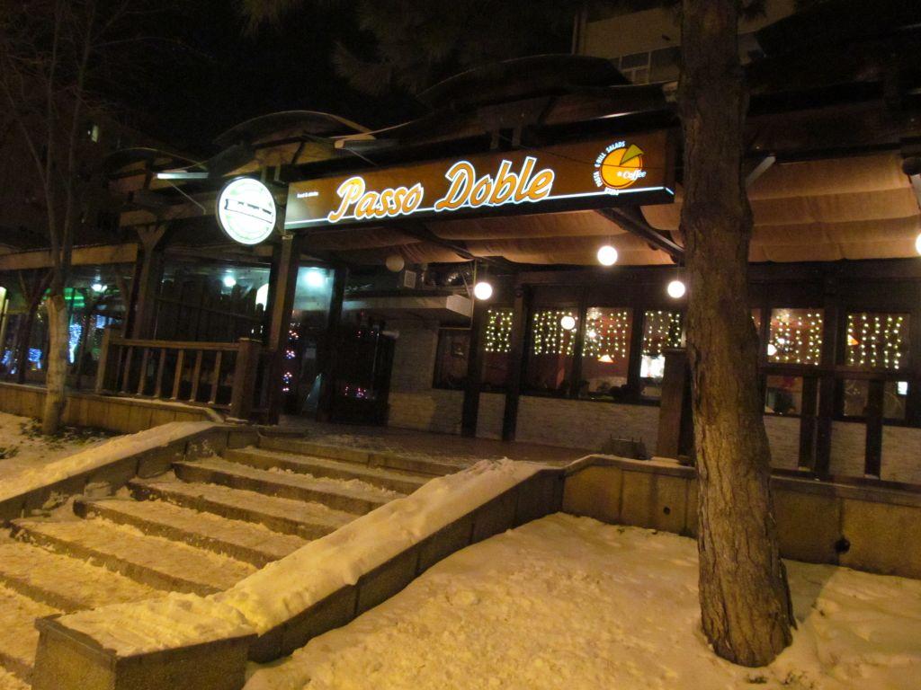 Detalii Restaurant Restaurant Passo Doble