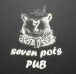 Logo Restaurant Seven Pots Brasov