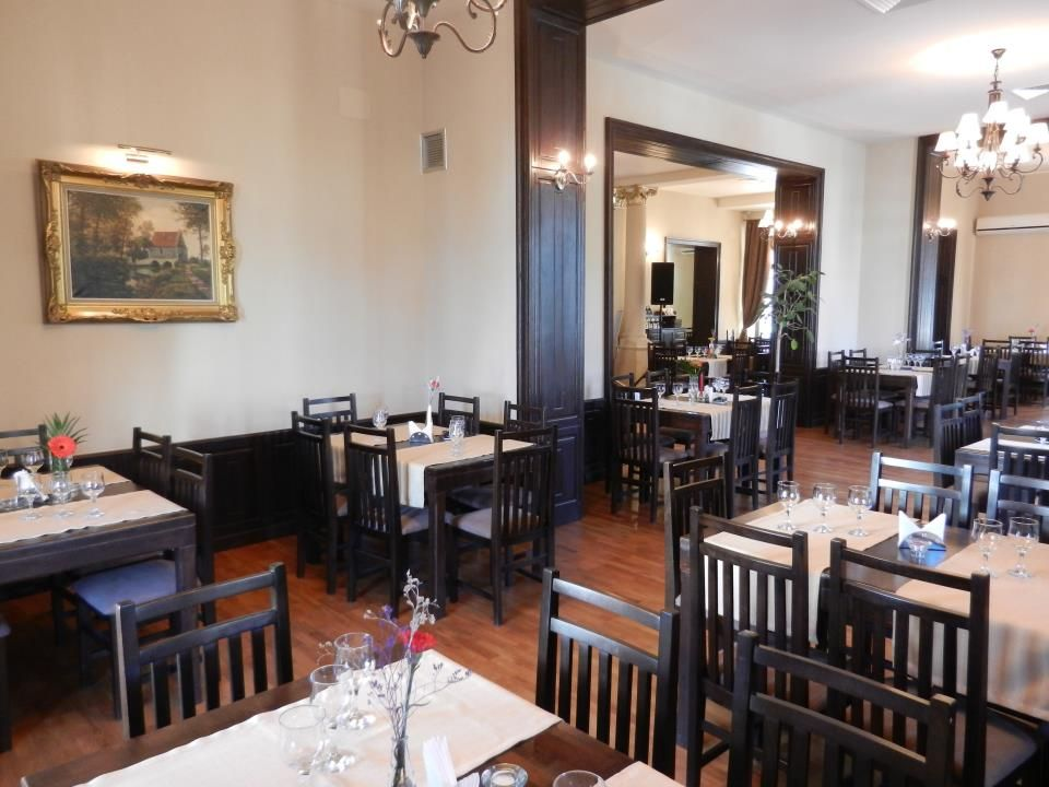 Detalii Restaurant Restaurant Old City Garden