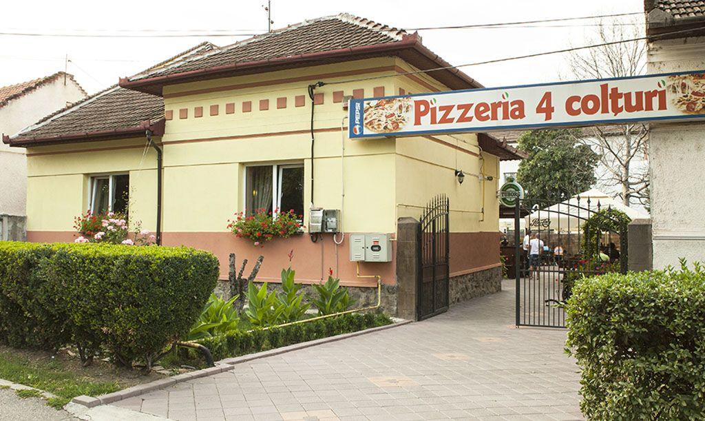 Detalii Pizzerie Pizzerie 4 Colţuri