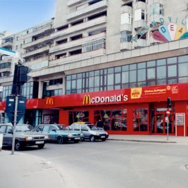Detalii Fast-Food Fast-Food McDonalds
