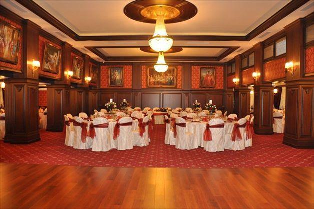 Detalii Sala de nunta Sala de nunta Reset Ballroom