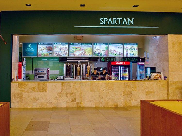 Detalii Fast-Food Fast-Food Spartan