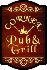 Logo Restaurant Cornel Pub & Grill Pitesti