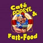 Logo Fast-Food Cafe & Fast Food Popeye Vaslui