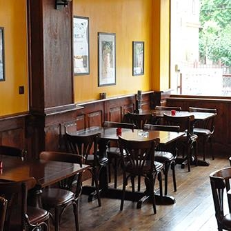 Restaurant Bistro Art Nouveau foto 0