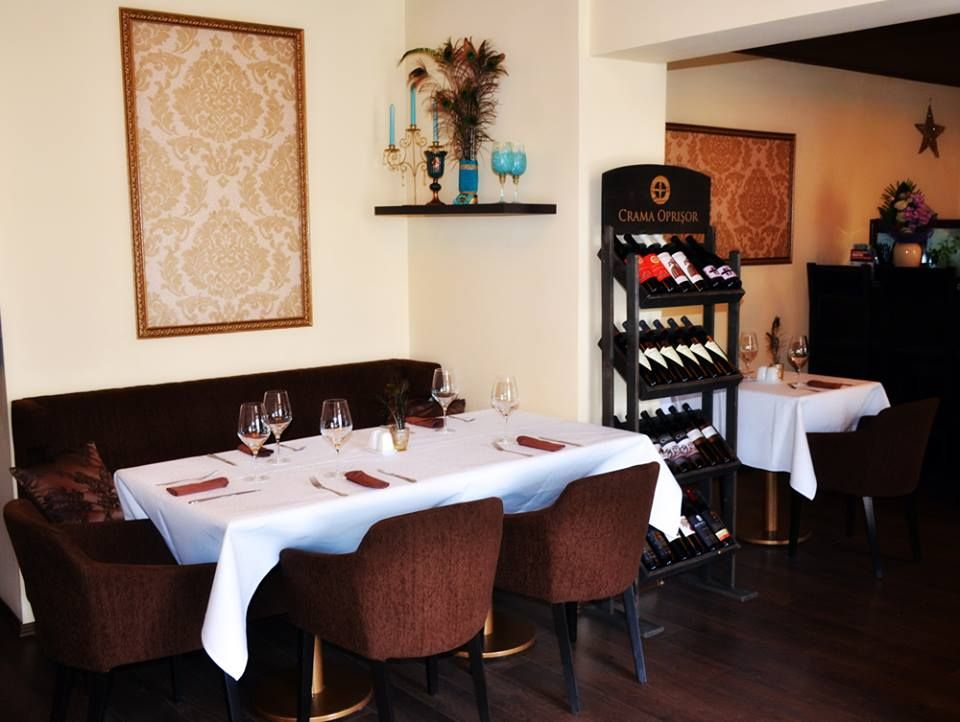 Detalii Restaurant Restaurant Toujours