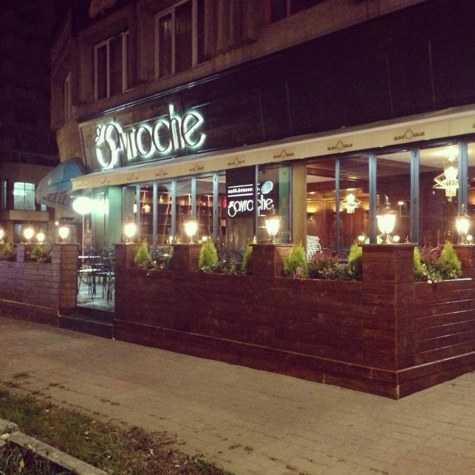 Restaurant Gavroche - Cafe Brasserie