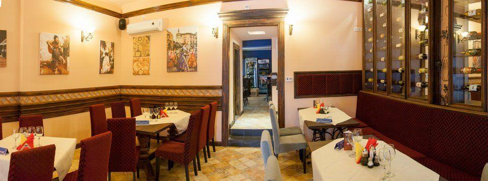 Detalii Restaurant Restaurant Tapas Bar