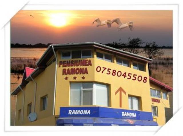 Restaurant Ramona Tulcea