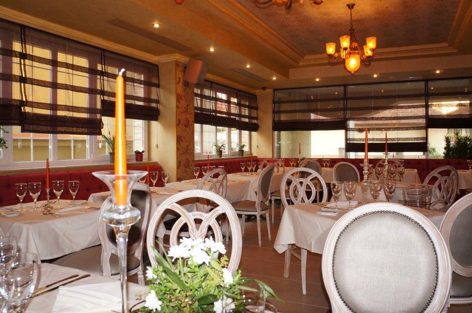 Restaurant Simfonia Ramnicu Valcea
