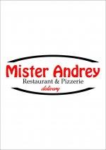 Logo Restaurant Mister Andrey Pizza & Pub Brasov
