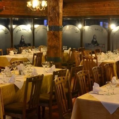 Restaurant Monna Lisa foto 2