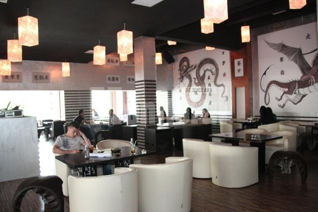 Detalii Restaurant Restaurant Hollywood Sushi Bar