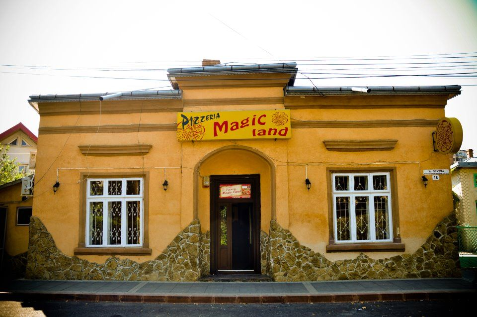 Detalii Restaurant Restaurant Magic Land