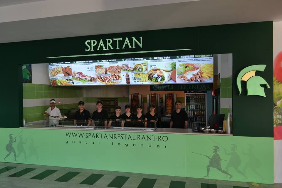 Restaurant Spartan Botosani