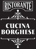 Logo Restaurant Cucina Borghese Bucuresti