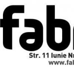 Logo Bar/Pub Club Fabrica Bucuresti
