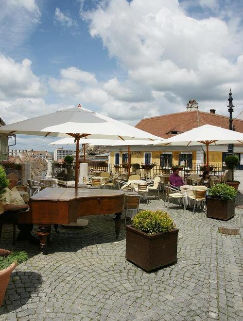 Atrium Classic Cafe,Sibiu