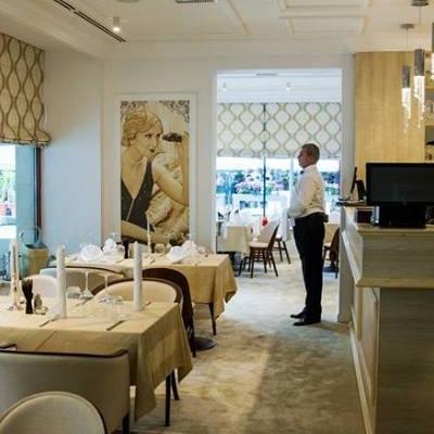 Restaurant Le Fin Palais Royal foto 2