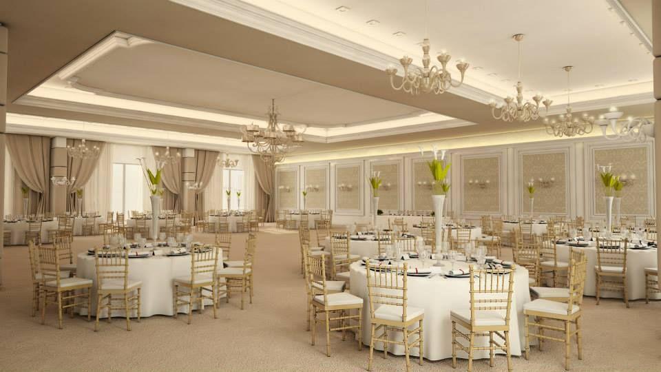 Detalii Sala de nunta Sala de nunta Reyna Events