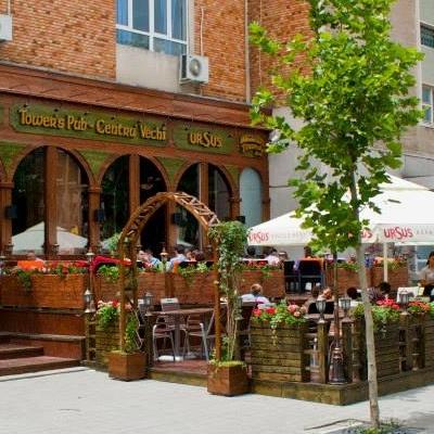 Bar/Pub Towers Pub - Centru Vechi foto 2