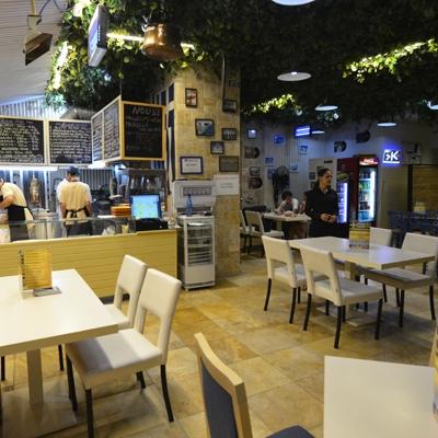 Restaurant Gyros Thessaloniki Vitan