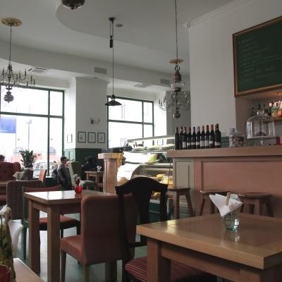 Bistro Cafeneaua Verde, Timisoara,TM