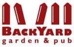 Logo Bar/Pub Backyard Bucuresti